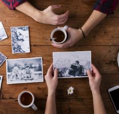 Диагностика отношений по фотографии