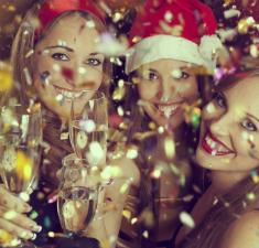 Исполнение желаний в Новый год