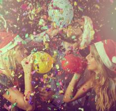 Новогоднее исполнение желаний