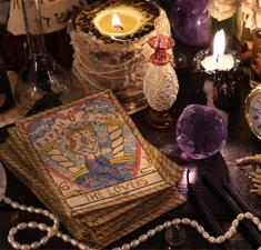 Расклад Таро «Мои магические способности»