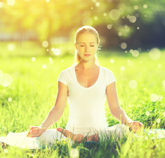Медитативные практики от Аглаи Фидес