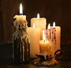 Воск и молитва: снятие негатива, страхов, неудач