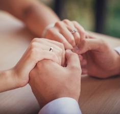 Гармонизация отношений между мужем и женой, мощная корректировка на сплочение