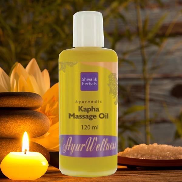 Массажное масло Kapha Oil
