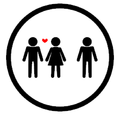 Экстрасенсорный просмотр «Любовный треугольник»