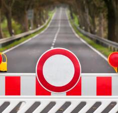 Энергетическая практика «Закрытие дорог»