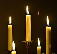 Очищение от негатива с помощью свечей от Эвы Блунчи