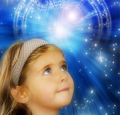 Детский гороскоп с момента рождения