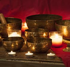 Энергетическая практика «Очищение Тибетскими Поющими чашами»