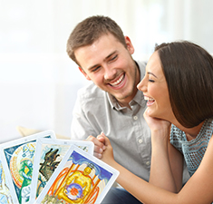 Расклад Таро «Характеристика отношений»