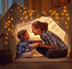 Натальная карта: как сделать своего ребенка счастливым?