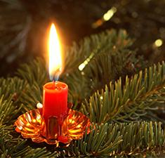 Новогодние (Святочные) гадания навоске
