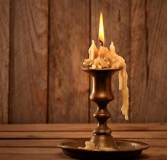 Работа со свечой: очищение от негатива после сильной ссоры