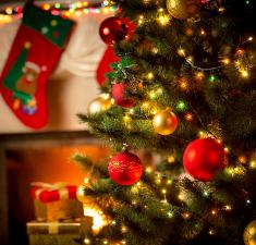 Исполнение желания в новогоднюю ночь