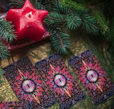 Расклад Таро «Новогодний»